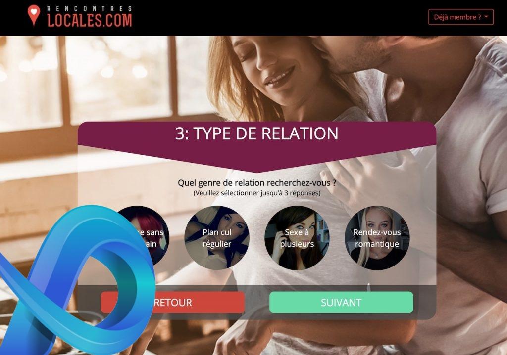 Applications de rencontres Truro sexe message