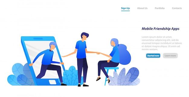 Web pour rencontrer des gens discuter