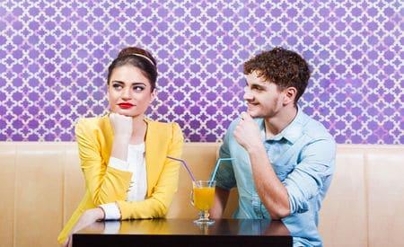 Flirter les femmes si vous vécus